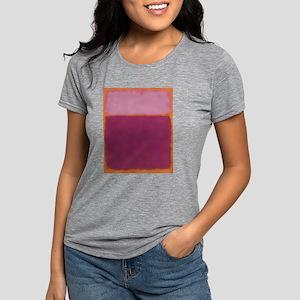 ROTHKO PINK RASBERRY AND ORANGE T-Shirt