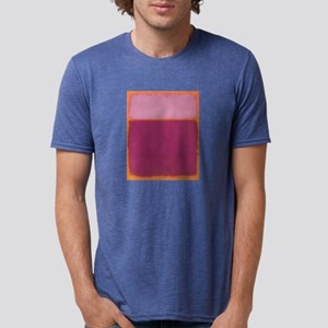 ROTHKO PINK RASBERRY AND ORANGE T-Shirt