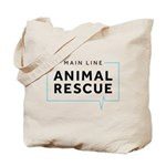 Main Line Animal Rescue Tote Bag