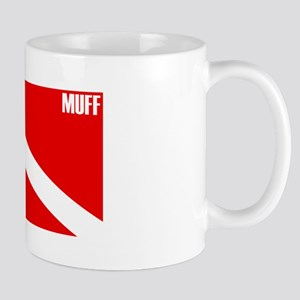 Muff Diver Down Mug