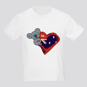 Love Australia - Koala Heart T-Shirt