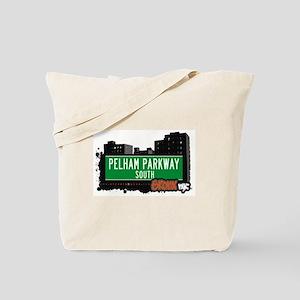 Pelham Parkway South, Bronx, NYC  Tote Bag
