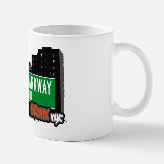Pelham Parkway North, Bronx, NYC  Mug