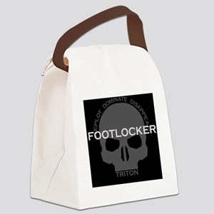 Store Section Heading - Foodlocke Canvas Lunch Bag