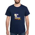 LPL Gun Logo Dark T-Shirt