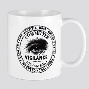 New Orleans Committee of Vigilance Mug