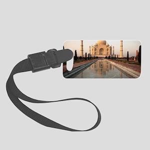 Taj Mahal Small Luggage Tag