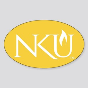 NKU Sticker (Oval)