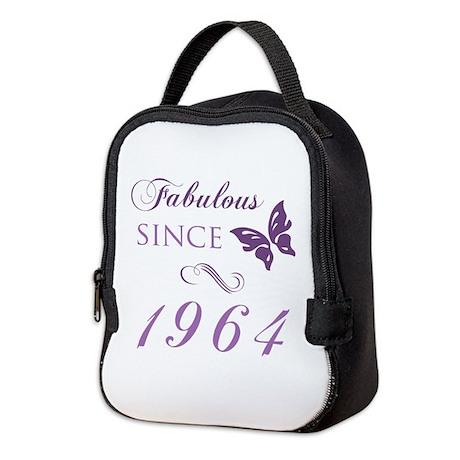 Fabulous Since 1964 Neoprene Lunch Bag