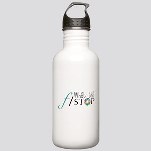 What the F Stop Water Bottle