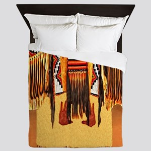 War Shirt Queen Duvet