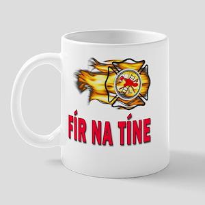 Fír Na Tíne Men of Fire Mug