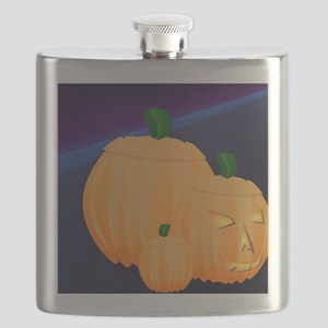 Kids b Blue Witch Kitty -Harvest Moon Flask