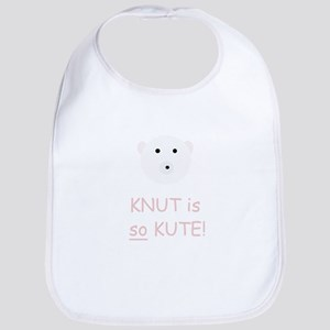 Pink Knut is so Kute Bib
