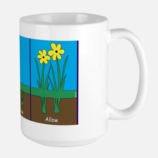 Ask, Believe, Allow Mug