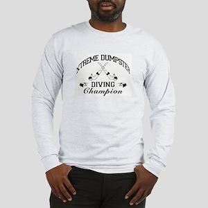 Dumpster Diver Long Sleeve T-Shirt