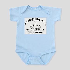 Dumpster Diver Infant Bodysuit