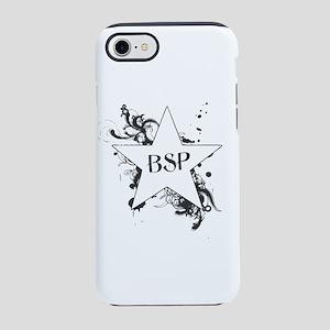 BSP Black Logo iPhone 7 Tough Case