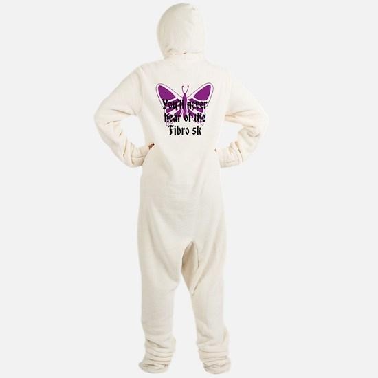 Fibro 5K Footed Footed Pajamas