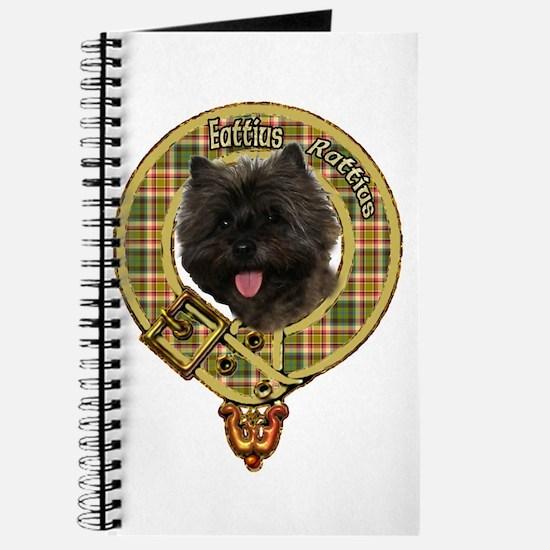 Cairn Terrier Crest Journal