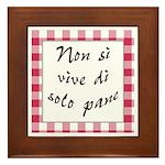 Vive Solo Pane Framed Tile