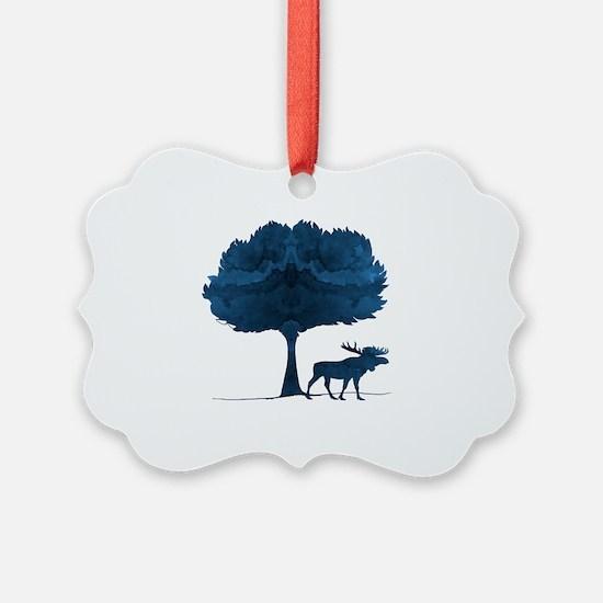 Watercolour Ornament