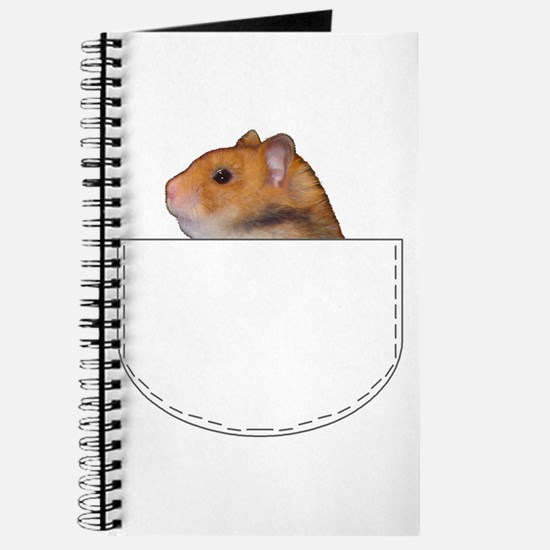 Hamster pocket pal Journal