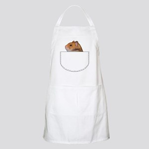 Hamster pocket pal BBQ Apron