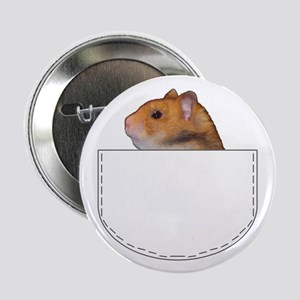 Hamster pocket pal Button