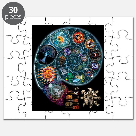 Old Ways Witchcraft Puzzle