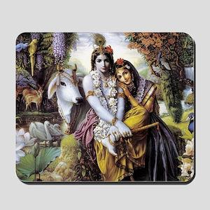 Lord Krishna Mousepad