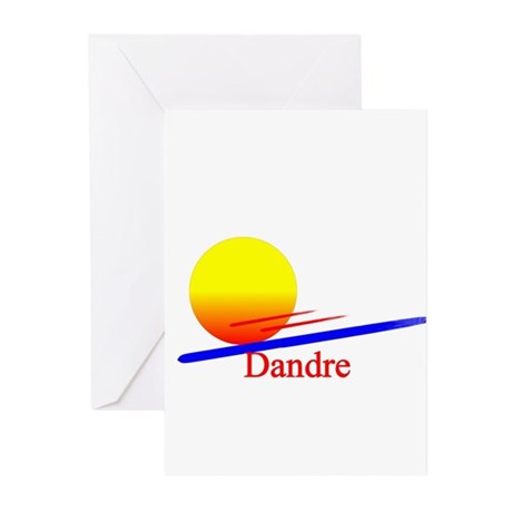 Dandre Greeting Cards (Pk of 10)