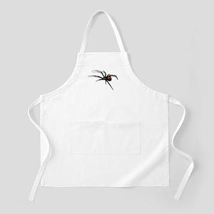 Red Back Spider Apron