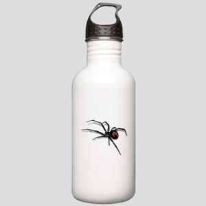 Red Back Spider Sports Water Bottle