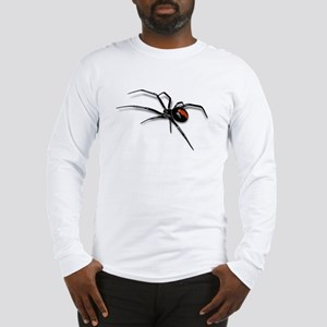 Red Back Spider Long Sleeve T-Shirt