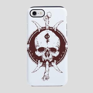 Skull and Crossbones iPhone 7 Tough Case