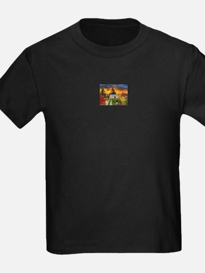 Spooky House T-Shirt