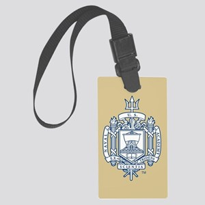 U.S. Naval Academy Crest Large Luggage Tag