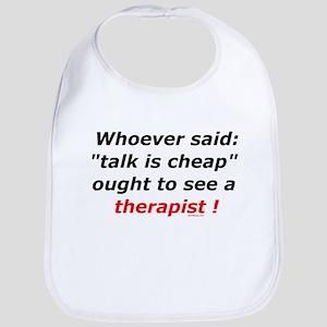 Therapist Bib