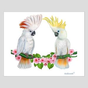 Cockatoo Small Poster