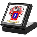 Escamilla Keepsake Box