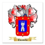 Escamilla Square Car Magnet 3