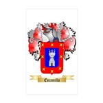 Escamilla Sticker (Rectangle 50 pk)