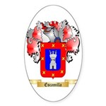 Escamilla Sticker (Oval)