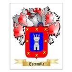 Escamilla Small Poster