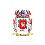 Escalero Sticker (Rectangle 10 pk)