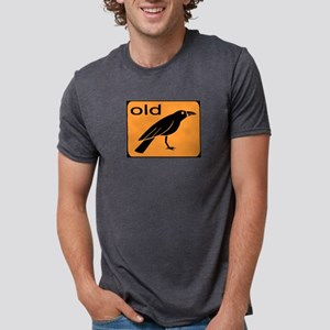 CROW Ash Grey T-Shirt
