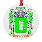 Escalera Round Ornament