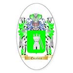 Escalera Sticker (Oval 10 pk)