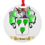 Ervin Round Ornament